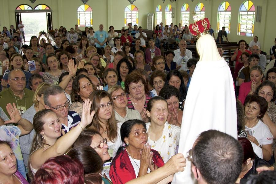 Retiro na Paróquia Nossa Senhora de Perpétuo Socorro