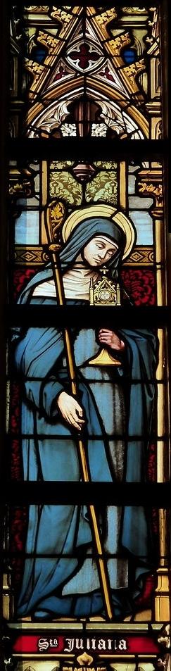 Santa Juliana de Cornillon e a festa de Corpus Christi