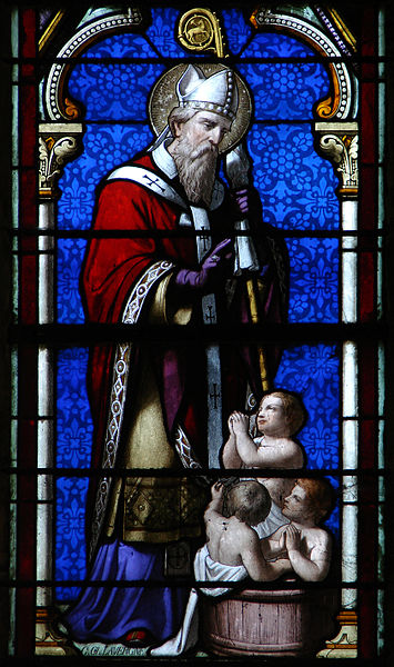 Exemplo dos santos