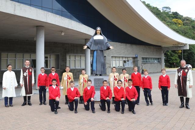 Viagem ao Santuário Santa Paulina