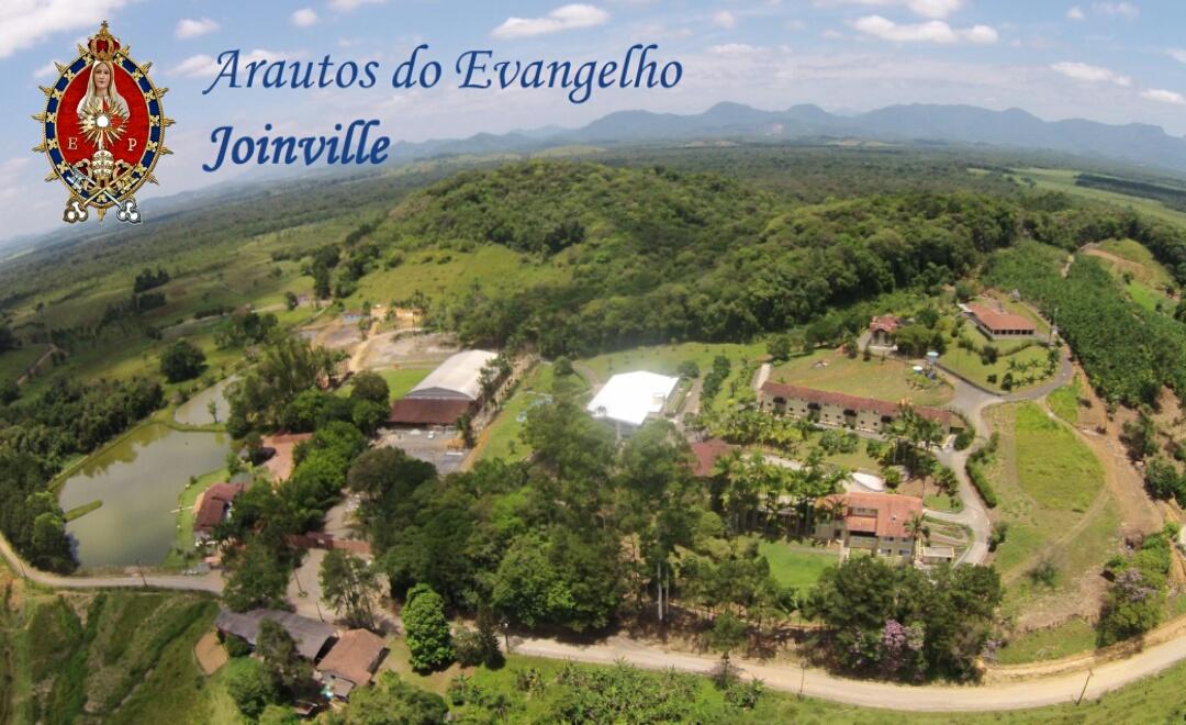 Conheça a nova casa dos Arautos do Evangelho em Joinville