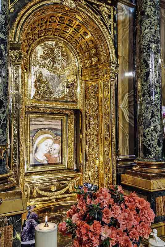 26 de abril: Solenidade de Nossa Senhora do Bom Conselho