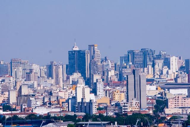 São Paulo, la ciudad mas populosa de América