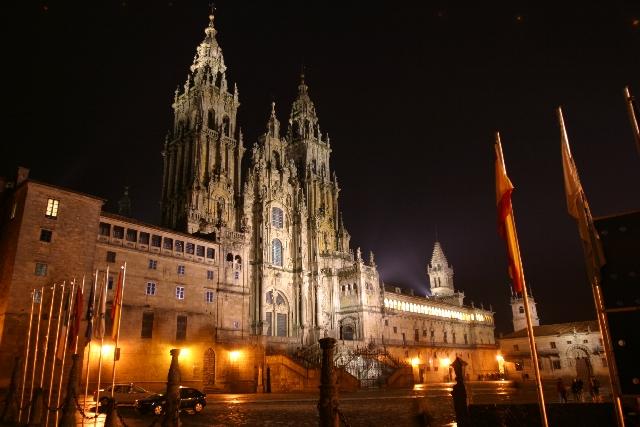 Catedral de Santiago de Compostella245