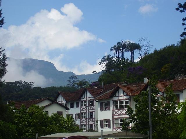 Casas alemãs em Petrópolis, Rio de Janeiro