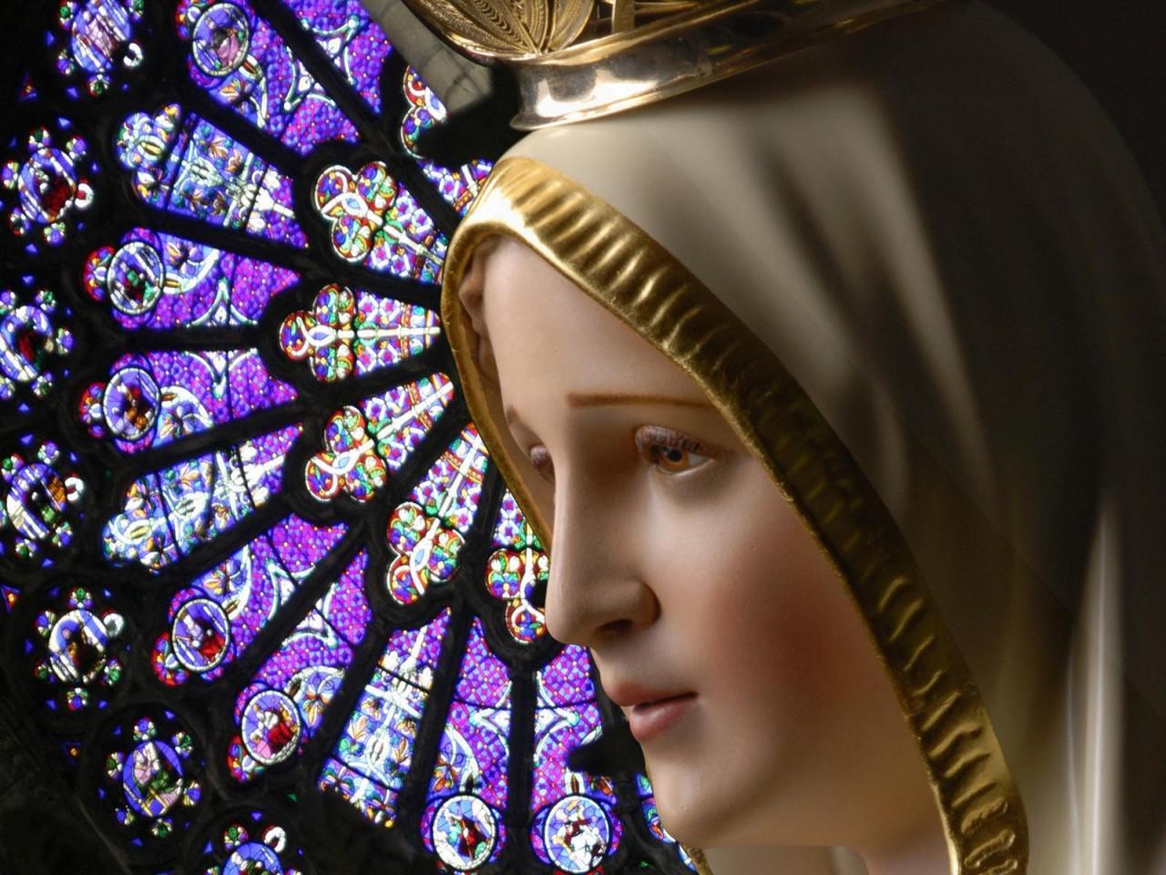 Devoção A Nossa Senhora Comentários à Salve Rainha Parte Vii