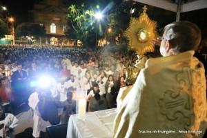 Corpus Christi em Nova Friburgo