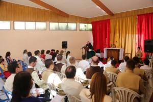 Colégio Arautos em Nova Friburgo inicia as aulas