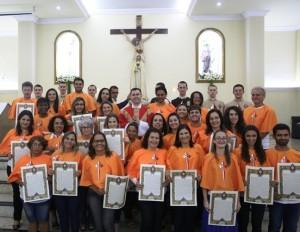Novos escravos de Nossa Senhora em Macaé/RJ