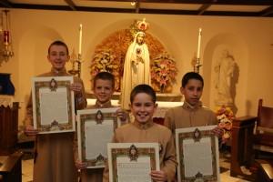 Mais uma consagração a Nossa Senhora em Nova Friburgo
