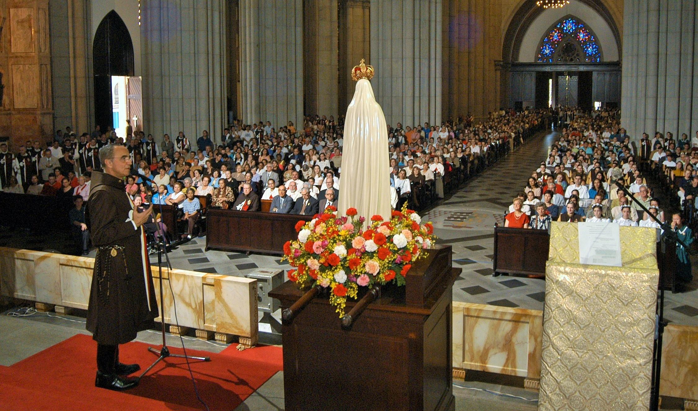 Monsenhor João Clá - Catedral da Sé