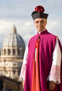 Monsenhor João Clá Dias no Vaticano