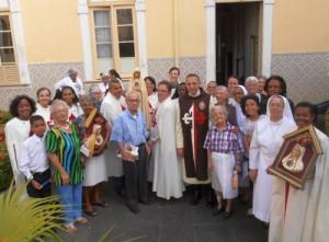 Visita ao Lar Franciscano Santa Isabel