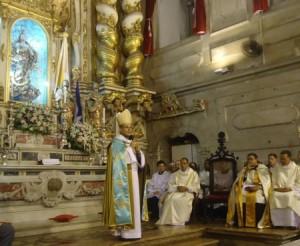 Novena na Basílica da Padroeira