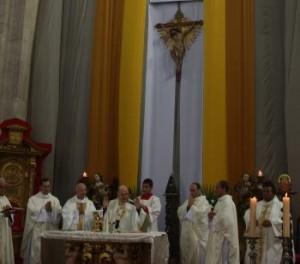 A festa da Transfiguração do Senhor na cidade de Salvador