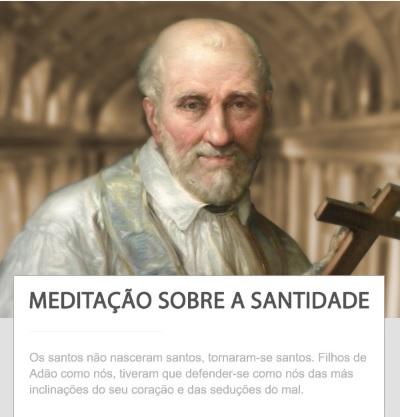 MEDITAÇÃO SOBRE A SANTIDADE!