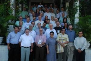 Participantes do Encontro em Manaus